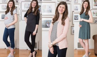 My April Stitch Fix Review,</br> Maternity Style (#47)