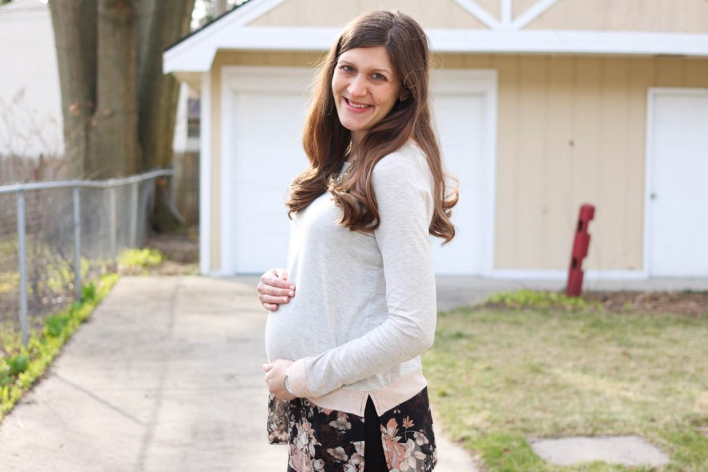 Maria Gavin 24 week bump update | Crazy Together blog