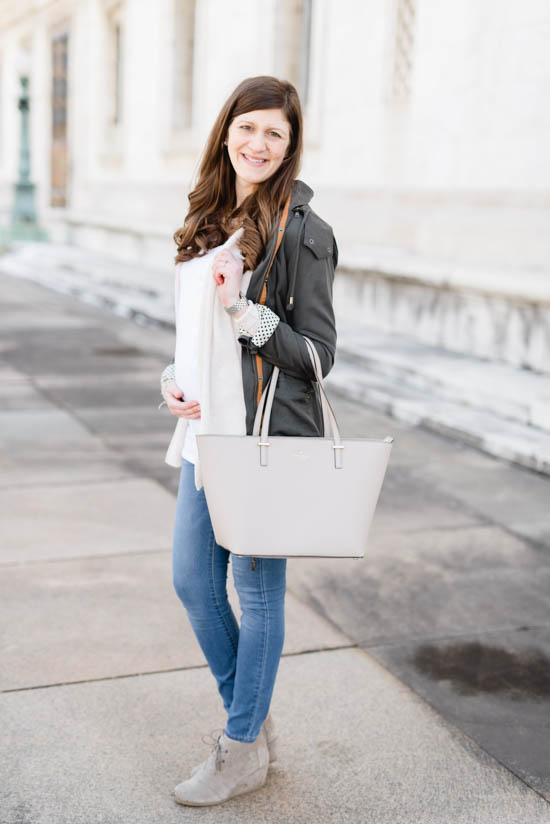 cozy spring neutrals | spring fashion | stitch fix clothes | Crazy Together blog