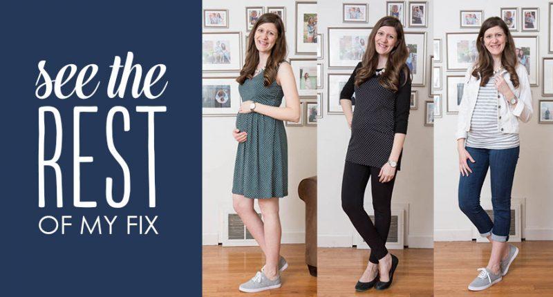 91394aa8e37eed Stitch Fix Review - April 2017 | Stitch Fix Maternity | Stitch Fix style |  Stitch