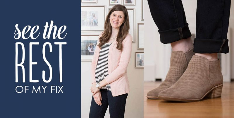Stitch Fix Review - April 2017 | Stitch Fix Maternity | Stitch Fix style | Stitch Fix clothes | Crazy Together blog