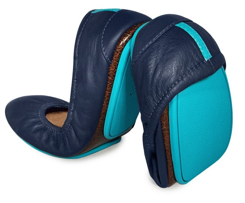 California Navy Tieks