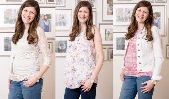 May Maternity Stitch Fix Review (#48)</br>+ $400 Stitch Fix Giveaway