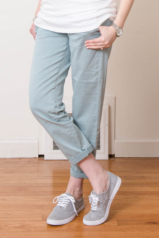 Wendel Maternity Straight Leg Pant from Liverpool | Stitch Fix | Stitch Fix blogger | Stitch Fix clothes | Crazy Together blog