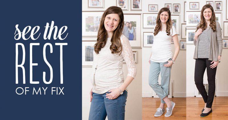 May maternity Stitch Fix review | Stitch Fix | Stitch Fix blogger | Stitch Fix clothes | Crazy Together blog