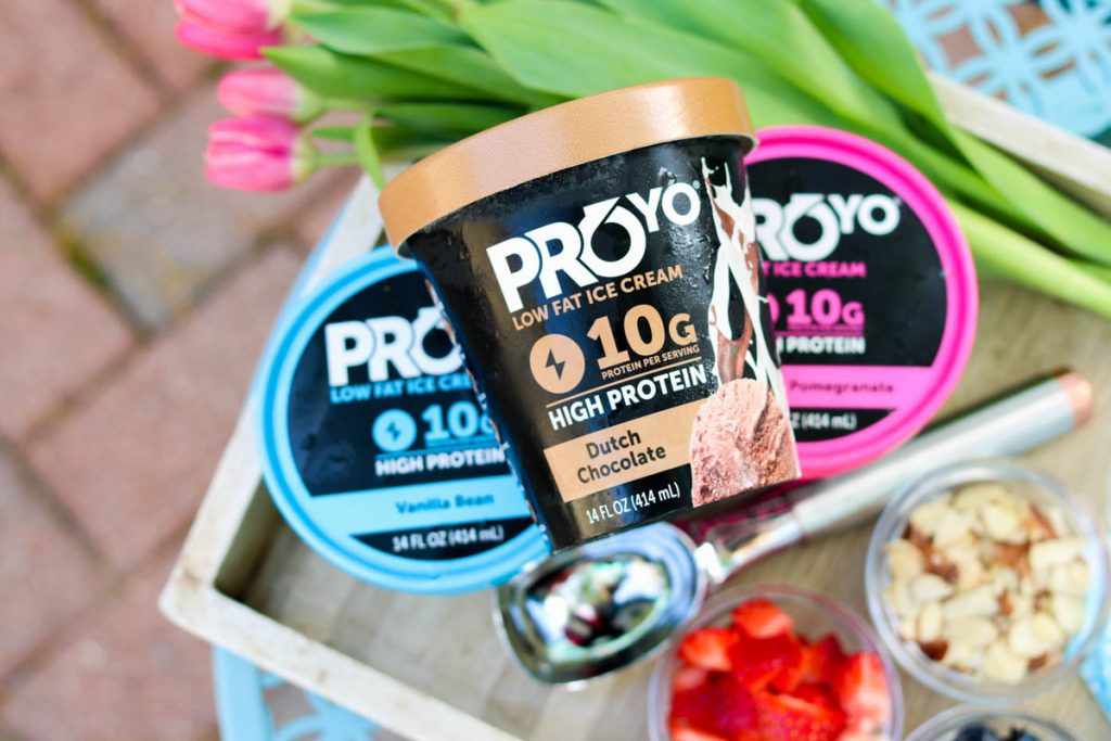 ProYo High Protein Low Fat Ice Cream