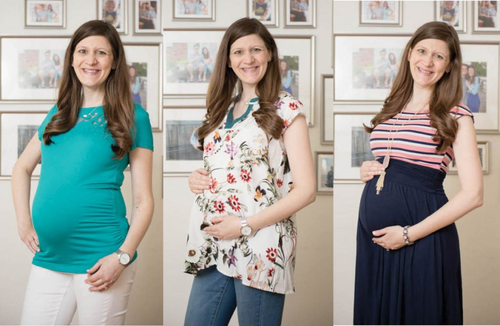 June Stitch Fix Maternity Review | Crazy Together blog