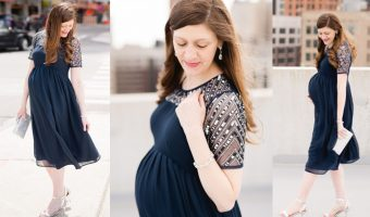 Where to Find The Best</br>Special Occasion Maternity Dresses