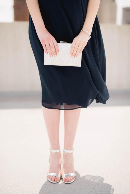 elegant maternity photos | navy sequin maternity dress | ASOS maternity dress | maternity fashion blogger | crazy together blog