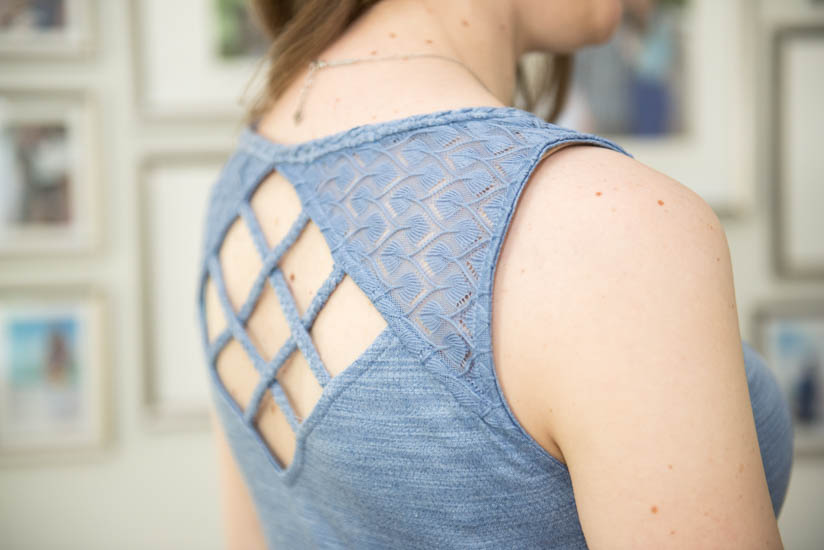 Kalani Maternity Braided Detail Maxi Dress from Skies are Blue Maternity | Stitch Fix maternity review | maternity fix | maternity fashion | Crazy Together blog