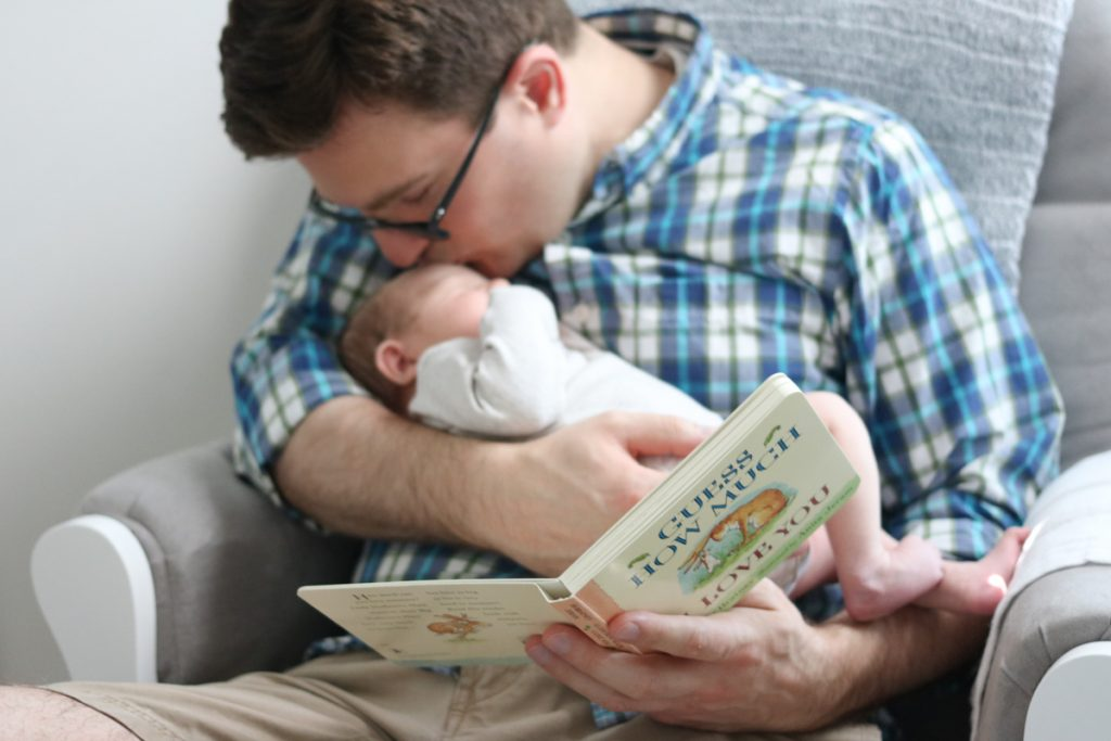 postpartum life for first-time blogging parents with a two week old infant | Crazy Together blog
