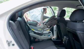 Learning How to Install a Car Seat