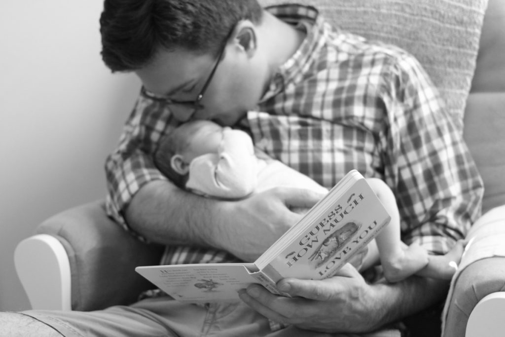 Fatherhood After Eight Weeks