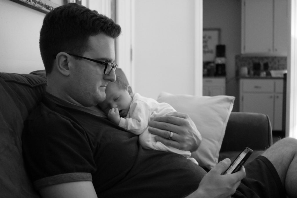 Eight Weeks as a Father