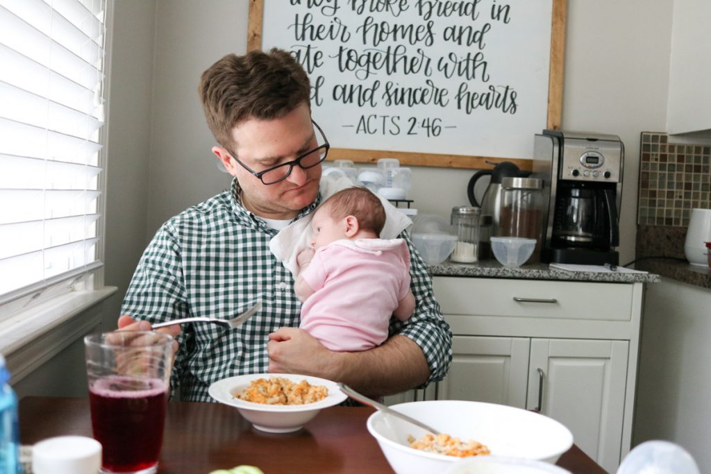 My Thoughts on Fatherhood After Eight Weeks