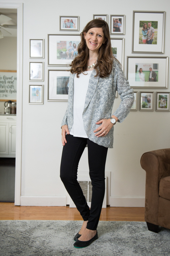 Macy Open Cardigan | Stitch Fix Capsule Wardrobe | Stitch Fix | Stitch Fix Clothes | Crazy Together Blog