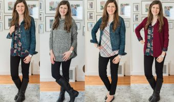 Creating A Fall Capsule Wardrobe:</br>October Stitch Fix Review</br>+ $1,250 Stitch Fix Giveaway