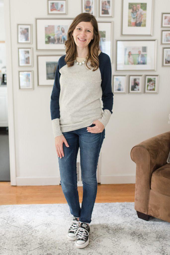 Nio Pullover Sweater from 41 Hawthorn | Fall Stitch Fix review | Stitch Fix clothes | fashion blog | Stitch fix sweaters | Crazy Together blog