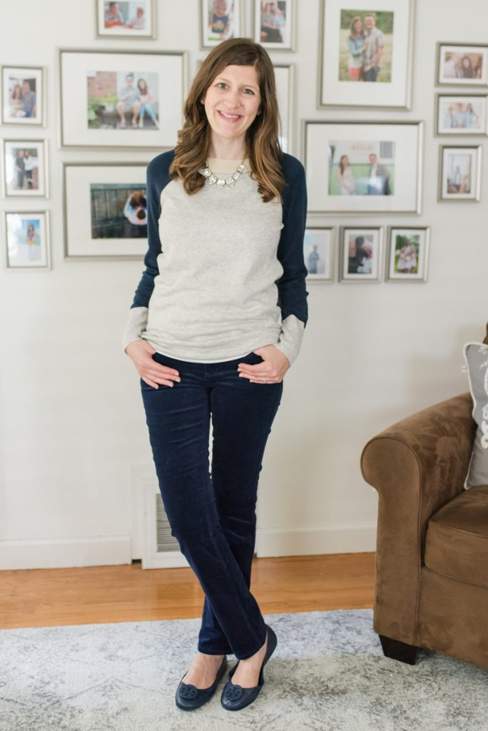 Windsor Straight LegCorduroyfrom Edyson | Fall Stitch Fix review | Stitch Fix clothes | fashion blog | Stitch fix sweaters | Crazy Together blog