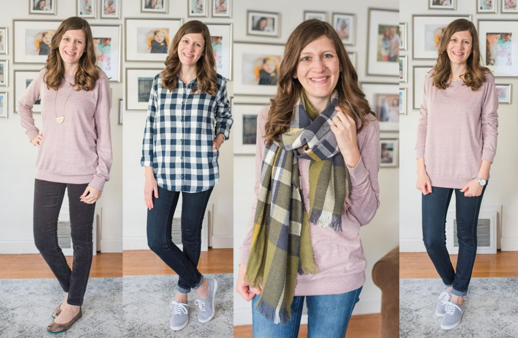 warm and cozy winter fix | Stitch Fix clothes | Crazy Together blog