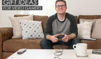 Gift Ideas for Video Gamers | Crazy Together blog