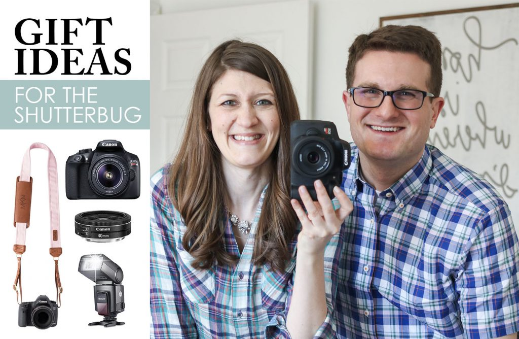 gift ideas for the shutterbug
