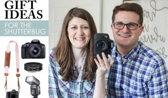 Gift Ideas for the Photographer