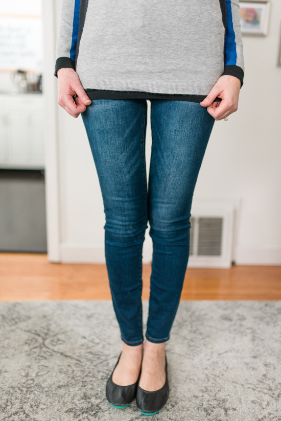 Dayna Skinny Jean from Kut From the Kloth | Stitch Fix Clothes | January Stitch Fix Review | Crazy Together blog