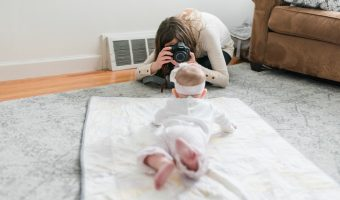 How to Take Better Photos</br> of your Baby