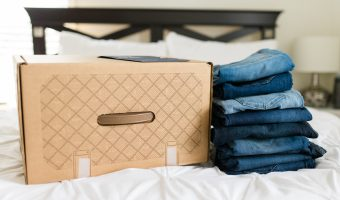 Non-Distressed Denim Trunk Club</br> Review + Try-On