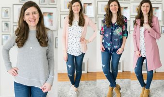 Spring Stitch Fix Review for Cooler Weather + $300 Giveaway