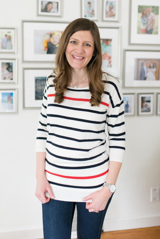 Lilliani Pullover Sweater from 41 Hawthorn | Stitch Fix Spring Review | stitch fix clothes | Crazy Together Blog