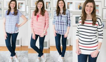 Stitch Fix Spring Review:</br> A Perfect Fix for the Spring Transition