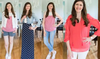 Red, White and Blue</br> Summer Stitch Fix Review
