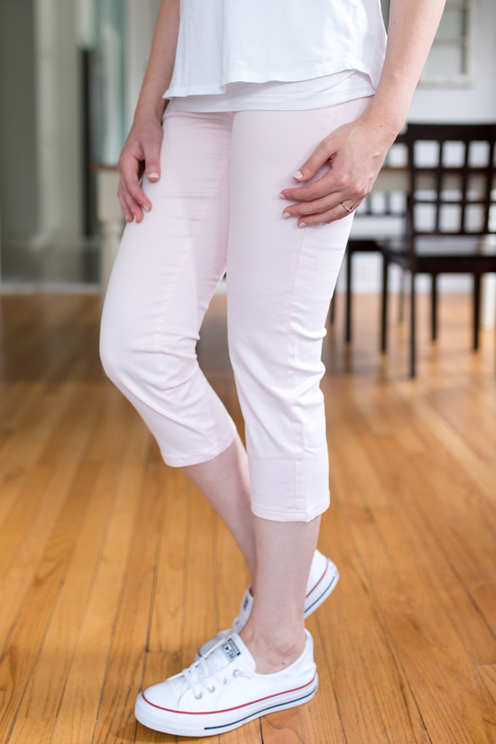 All-Pant Stitch Fix Review | Jase Slim Straight Capri Pant | Stitch Fix summer review | Stitch Fix August 2018 | Stitch Fix clothes | Stitch Fix style | Stitch Fix review | Crazy Together blog
