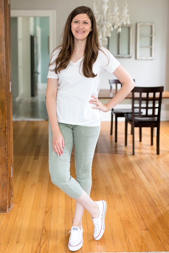All-Pant Stitch Fix Review | Elmore Straight Leg Pant from SCVI | Stitch Fix summer review | Stitch Fix August 2018 | Stitch Fix clothes | Stitch Fix style | Stitch Fix review | Crazy Together blog