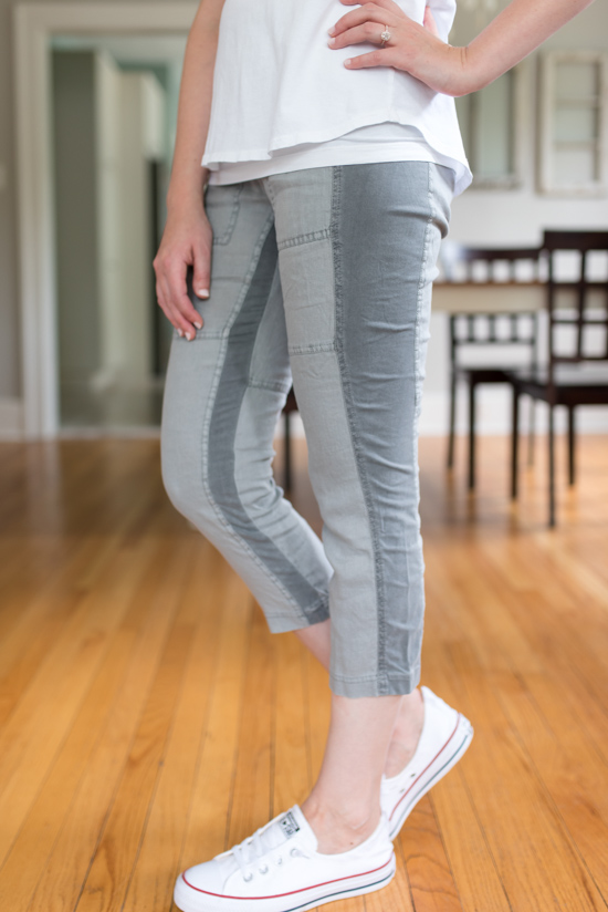 All-Pant Stitch Fix Review | Apsley Linen Straight Leg Pant from SCVI | Stitch Fix summer review | Stitch Fix August 2018 | Stitch Fix clothes | Stitch Fix style | Stitch Fix review | Crazy Together blog