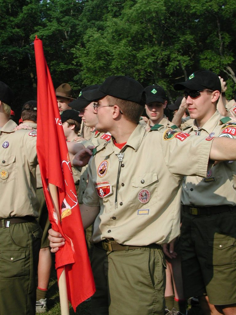 Boy Scouts | Crazy Together blog