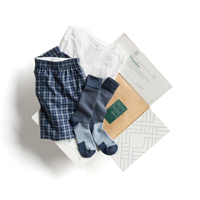 Stitch Fix Men Extras