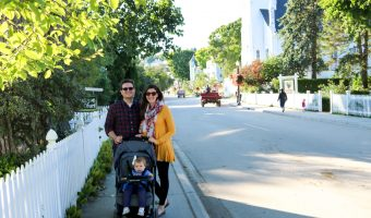 A Trip to Mackinac Island:</br> Our First Family Vacation