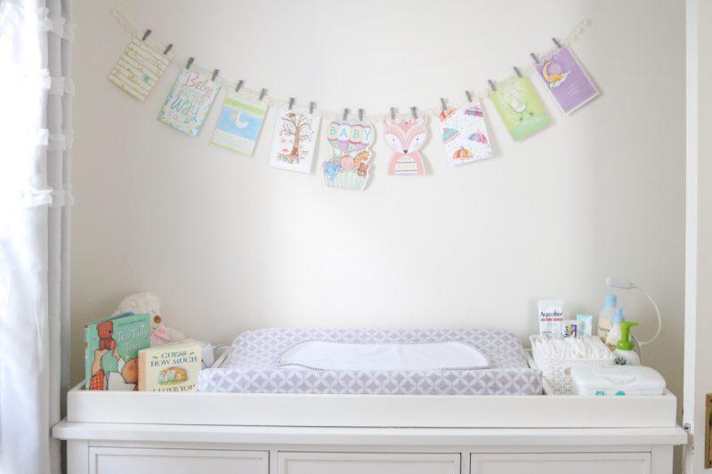 budget-friendly baby decor | DIY baby nursery decor | gender-neutral baby nursery | budget-friendly baby nursery | Crazy Together blog