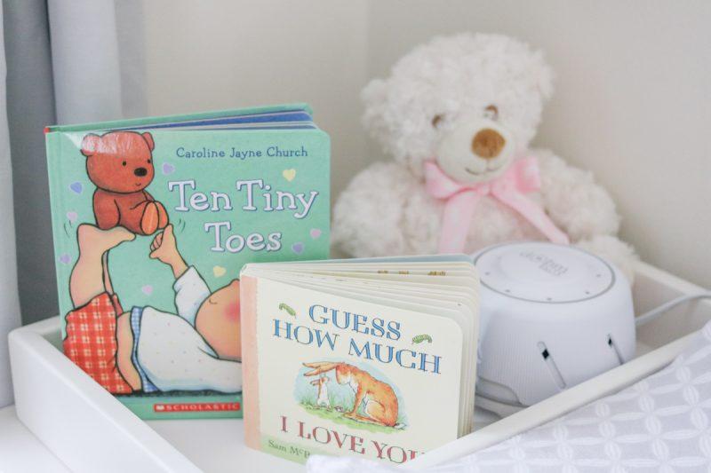 gender-neutral nursery | gray and white nursery decor | budget-friendly nursery decor | Crazy Together blog