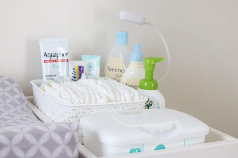 baby nursery setup | baby care essentials | gender neutral nursery | Crazy Together blog
