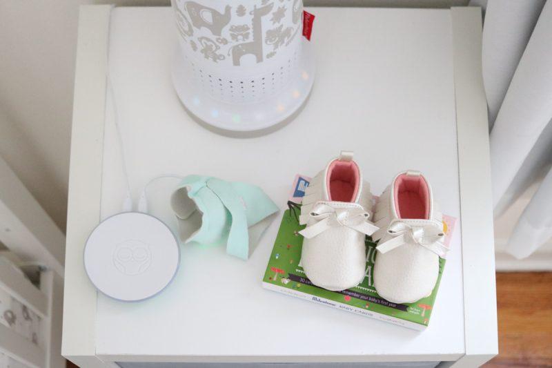 baby accessories | tiny baby nursery | small baby nursery | gray and white nursery | gender-neutral baby nursery | budget-friendly baby nursery | Crazy Together blog