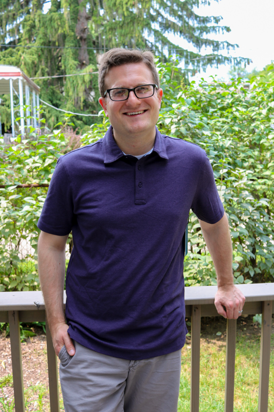 I'm a big fan of Stitch Fix Men! Robert Performance Polo by Fairlane | Stitch Fix Men Review | Stitch Fix Men clothes | Stitch Fix Men style | Stitch Fix review | Crazy Together blog
