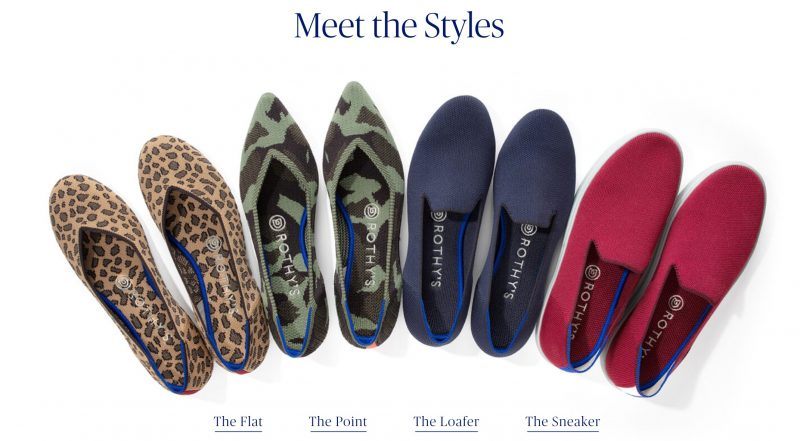 Meet the Styles - Rothy's