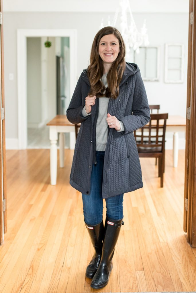 Torrance Dual Layer Puffer Coat from Liverpool | His and Her Stitch Fix Review | January 2019 | Crazy Together blog | #stitchfix #stitchfixmen #fashion #fashionblog