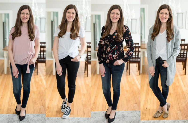 Winter Wantable Style Edit review | Crazy Together blog | #stitchfix #wantable #styleedit #fashion