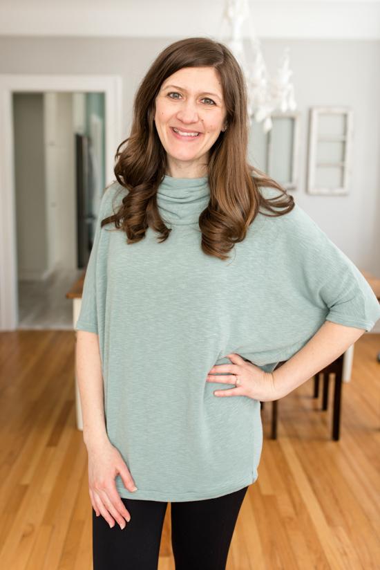 Manuela Cowl Neck Dolman Knit Top from Stitch Fix | Stitch Fix clothes | stitch fix fashion | #stitchfix Crazy Together blog