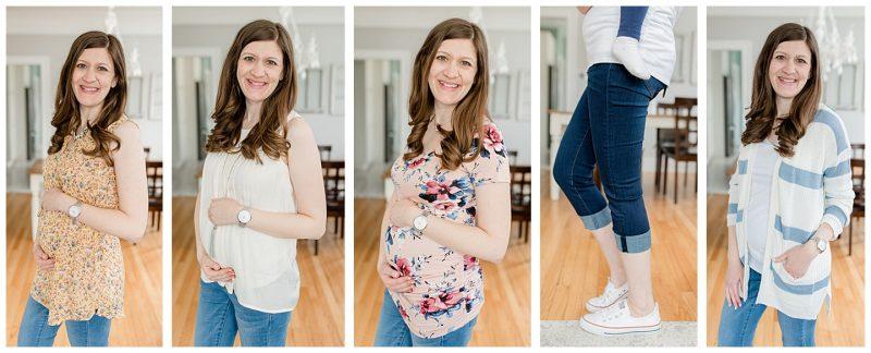 Stitch Fix maternity review | Maternity Stitch Fix | Stitch Fix clothes #stitchfix | Crazy Together blog